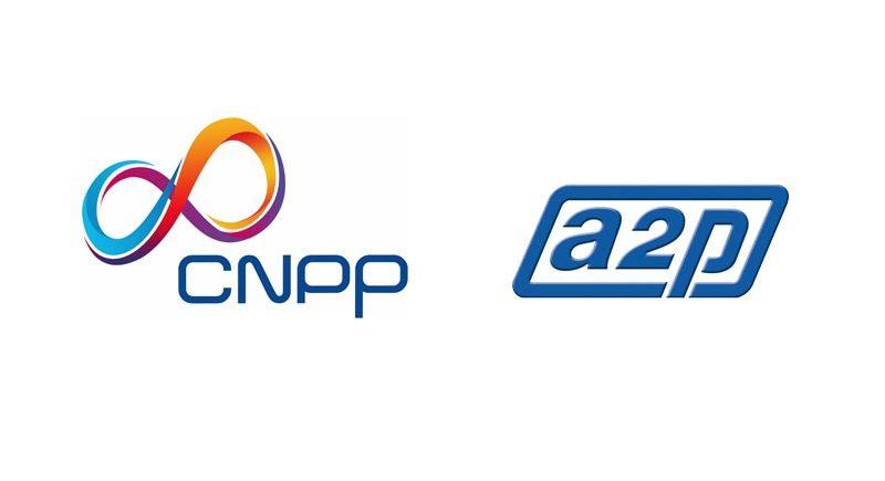 Logo CNPP et A2P pour la sécurité de votre appartement par votre serrurier de Lyon