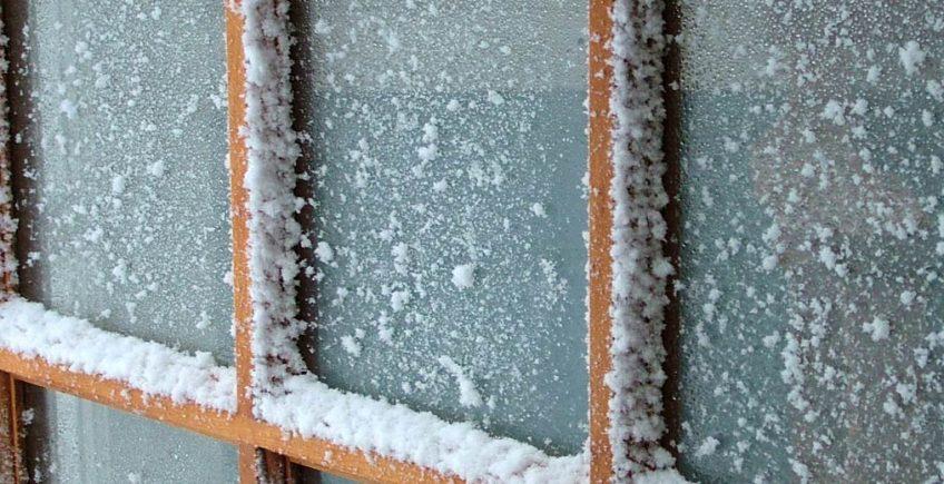 Serrure de porte gelée - Chevalier frères serrurier lyon