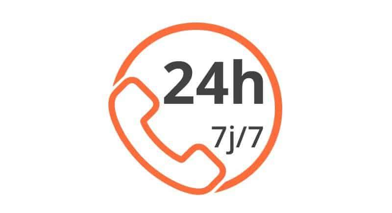Votre serrurier Lyonnais est disponible 24H/24 et 7j/7
