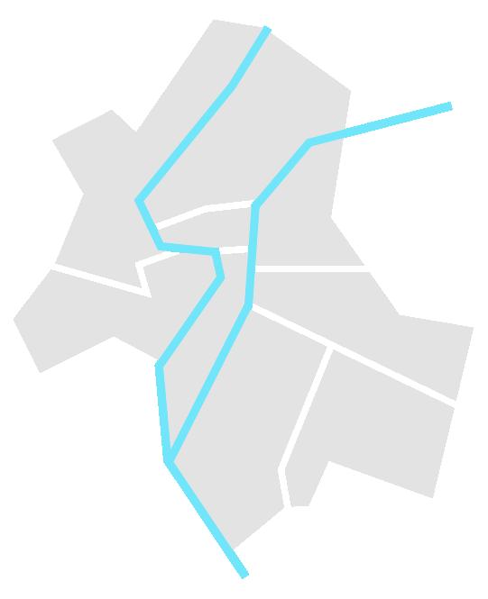 Map des arrondissement de dépannage serrurerie Lyon